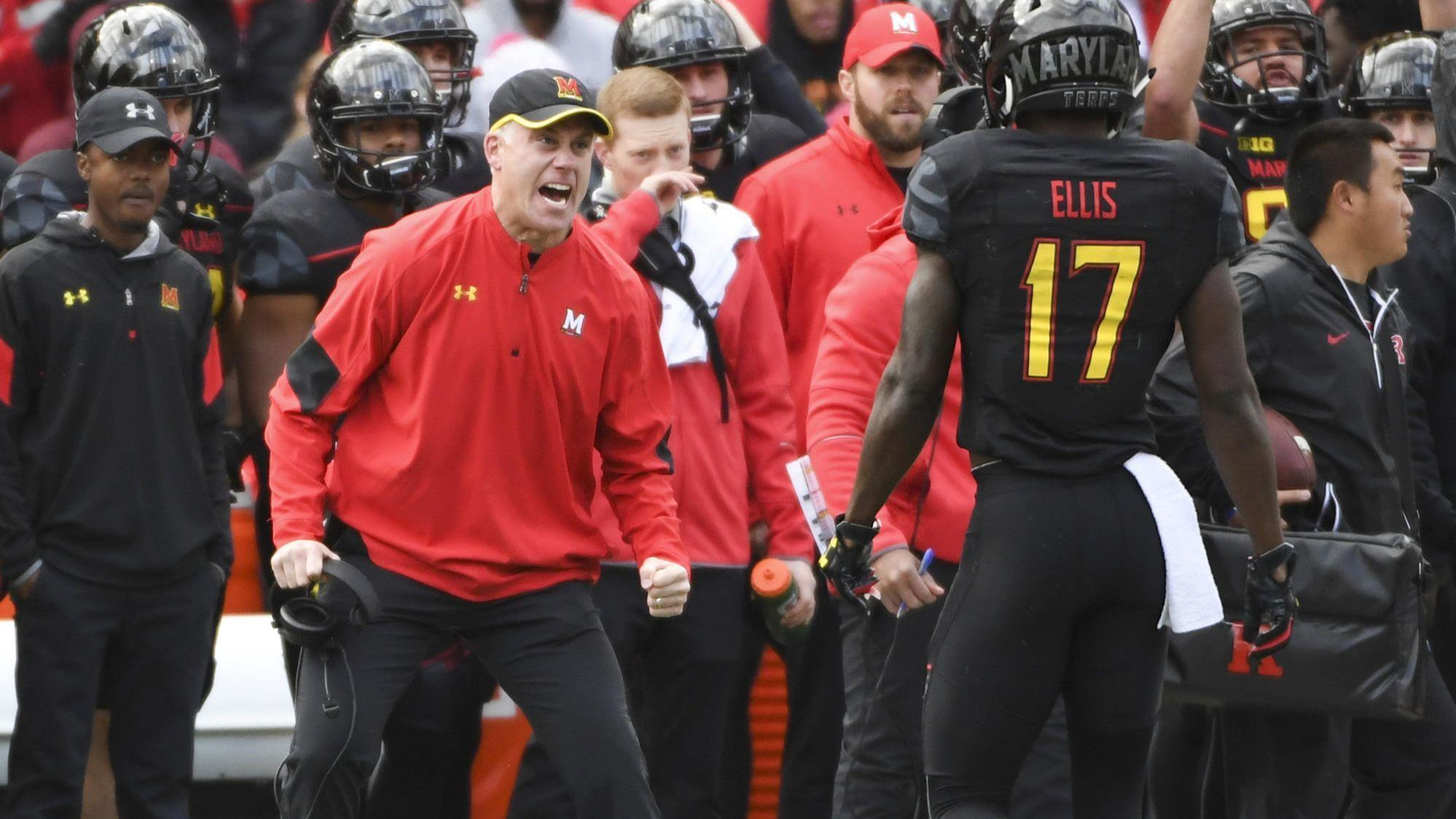 size 40 01c9f 5c4c5 Future of two University of Maryland athletic trainers remains uncertain  after Durkin departure - Baltimore Sun