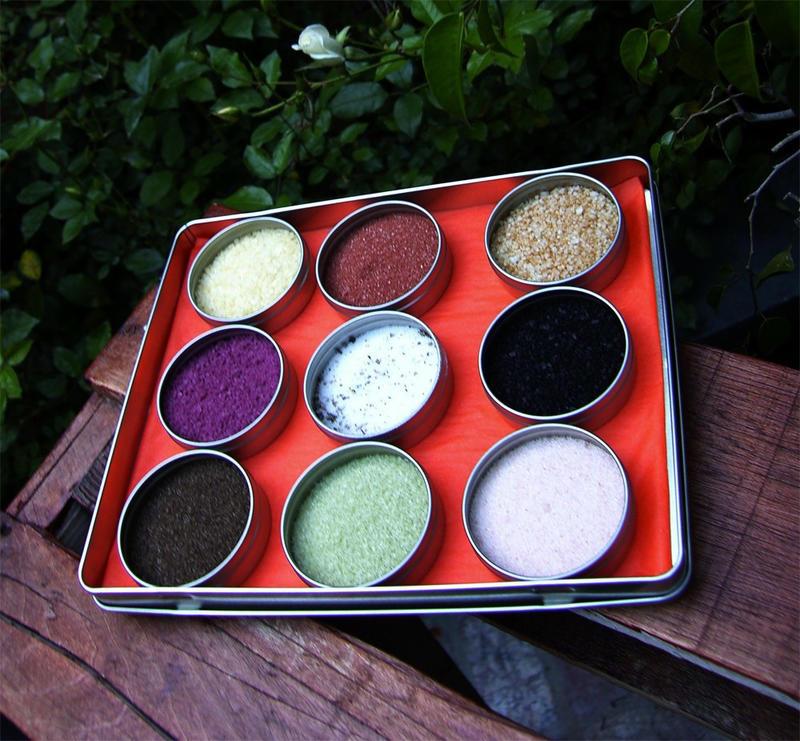 Spice Station infused sugars set