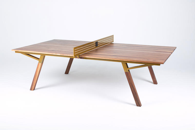 Sean Woolsey Studio pingpong table