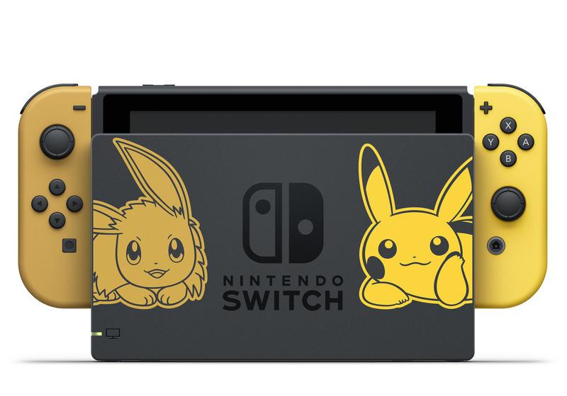 Nintendo Switch Bundle with Pokemon