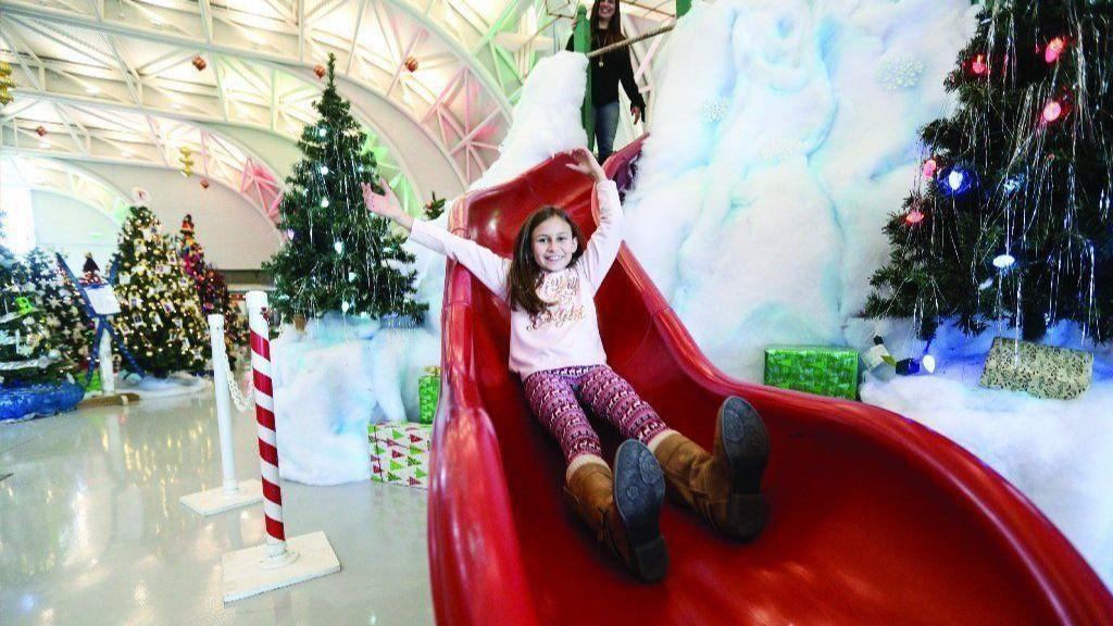 A Christmas Story Comes Home\' to Indiana Welcome Center - Post-Tribune