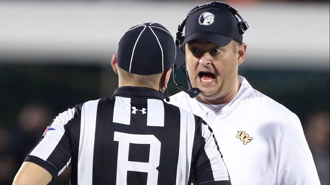 Uh-oh: If Oklahoma job opens up, could UCF lose Josh ...