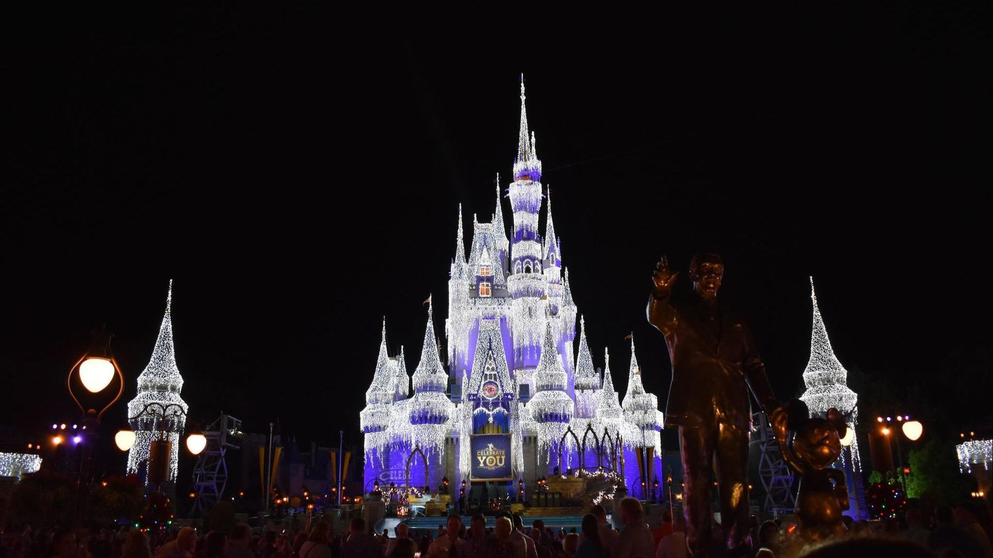 Magic Kingdom Shuts Down For A Night To Honor Veteran Disney