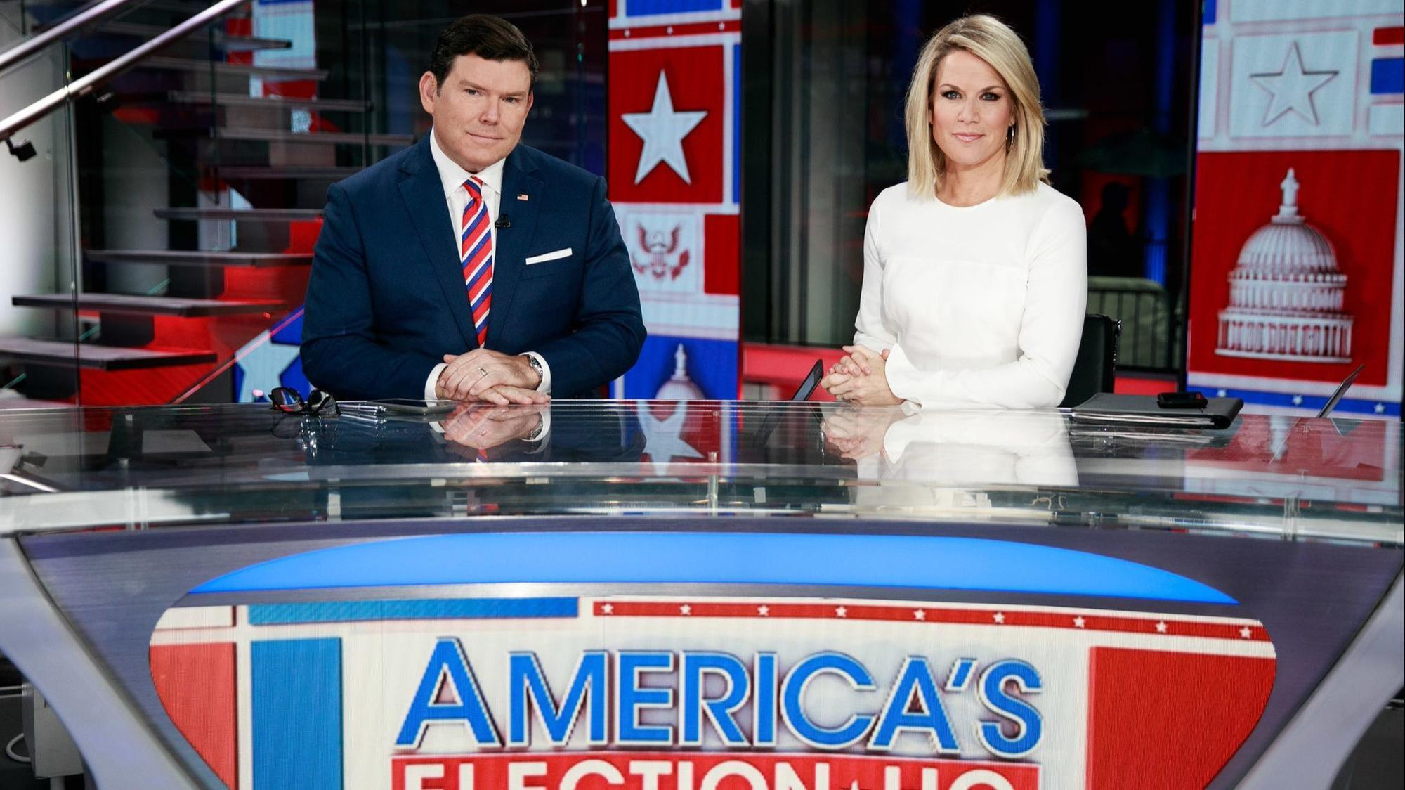Fox News Host Harris Faulkner Shuts Down Guests for