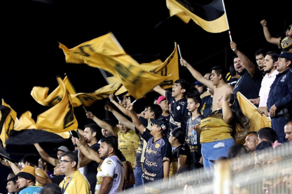 Dorados of Sinaloa fans