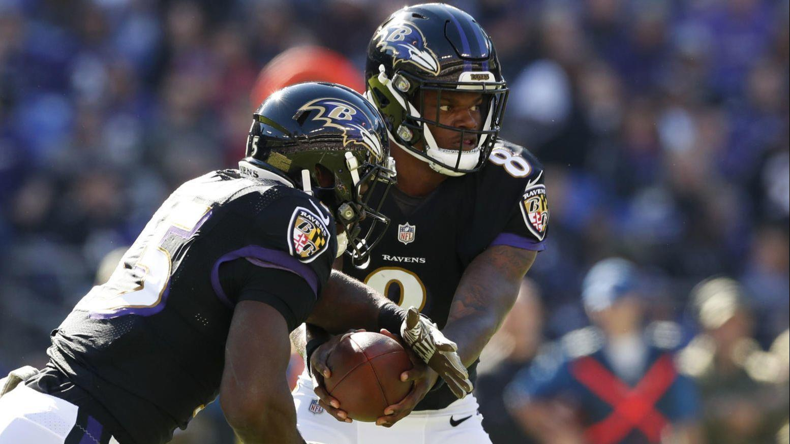 7ad749c17 John Harbaugh wants Lamar Jackson more involved. The Ravens are considering   every option  - Baltimore Sun