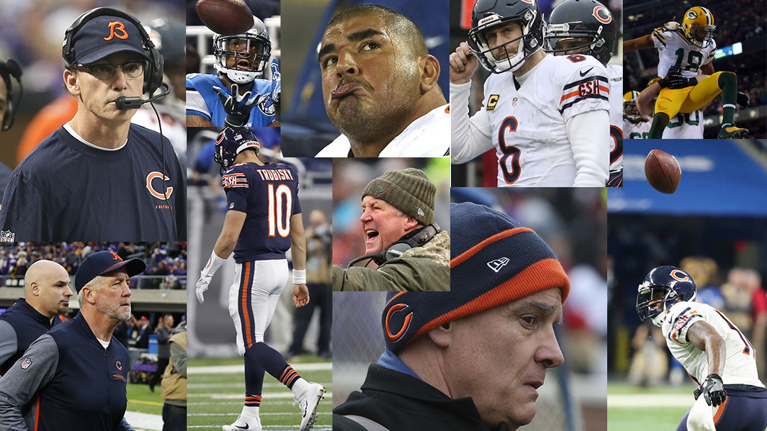 74add757b 25 losses since 2013  A closer look at the Bears  misery in the NFC North