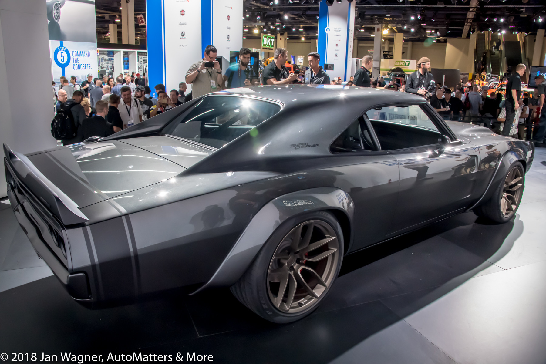 AutoMatters & More: 1,000hp 'Hellephant' & 'Super Charger ...
