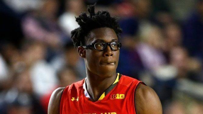 baltimoresun.com - Don Markus - Maryland's Jalen Smith named Big Ten Freshman of the Week