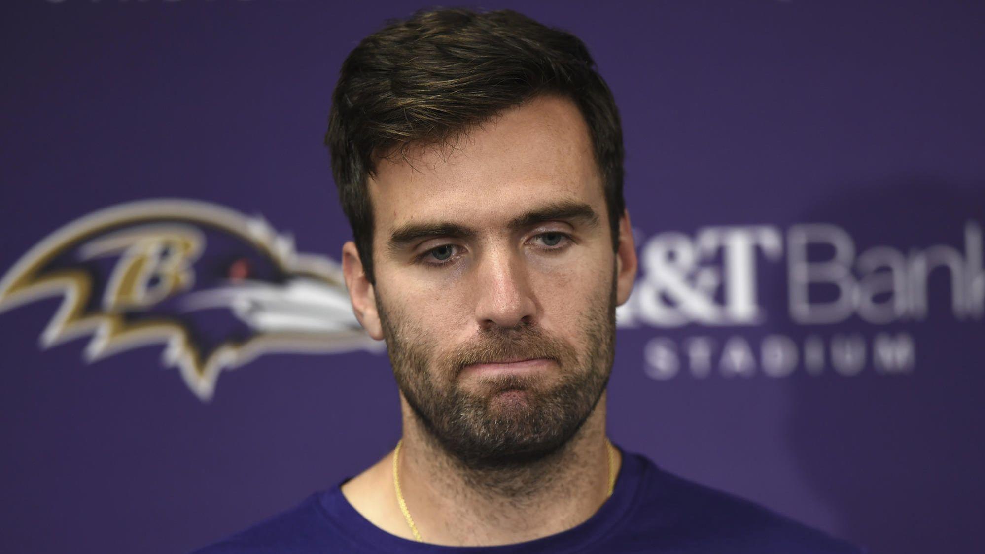 baltimoresun.com - Jonas Shaffer - John Harbaugh: Ravens QB Joe Flacco likely will be a game-time decision vs. Bengals