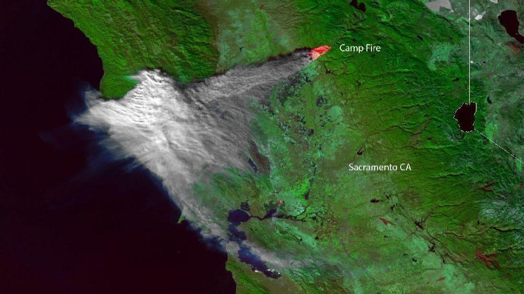 california wildfires new records set by 2018 fires the san diego