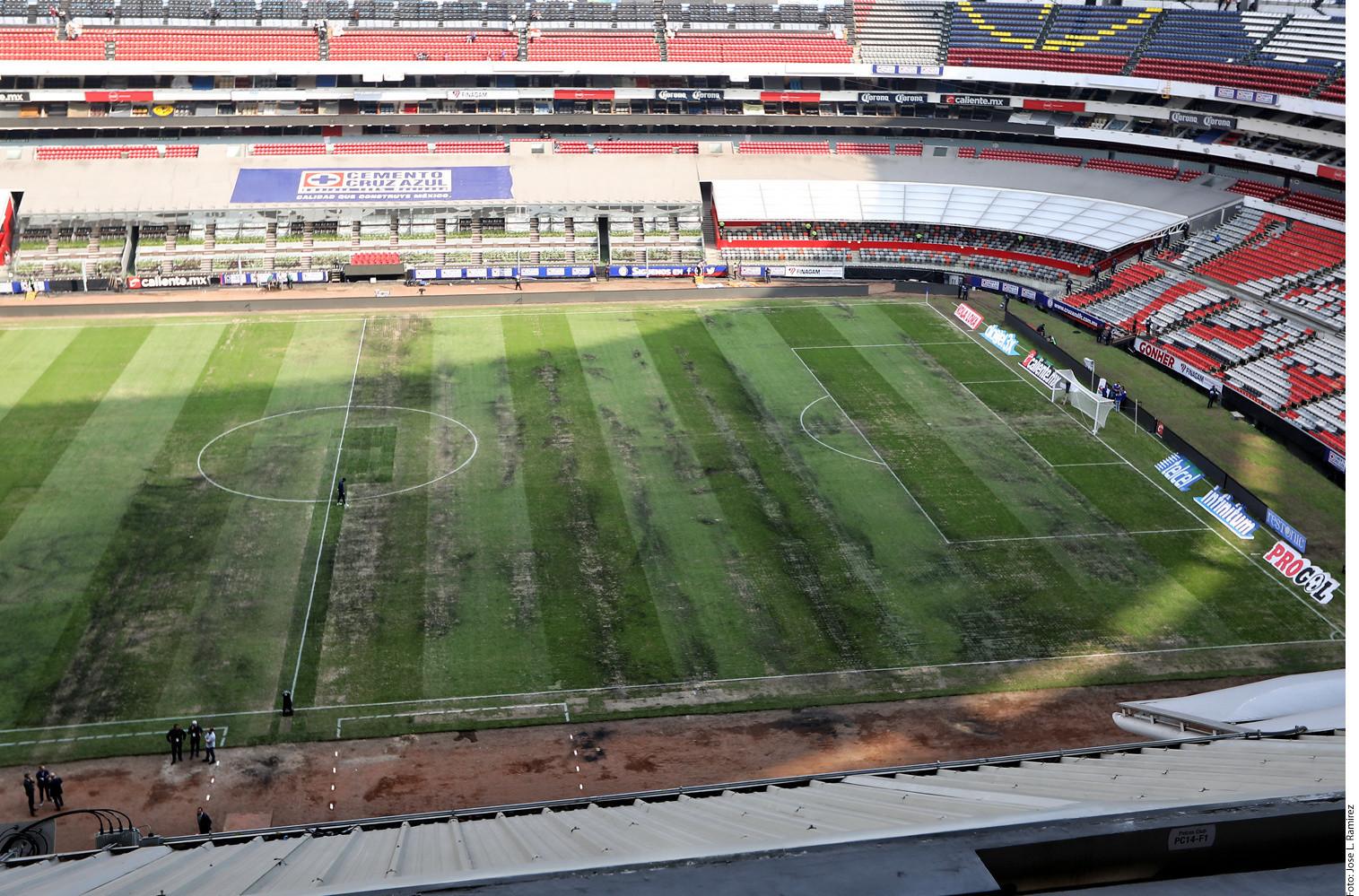 Peligra Juego De La Nfl De Rams Vs Chiefs En El Estadio Azteca Hoy