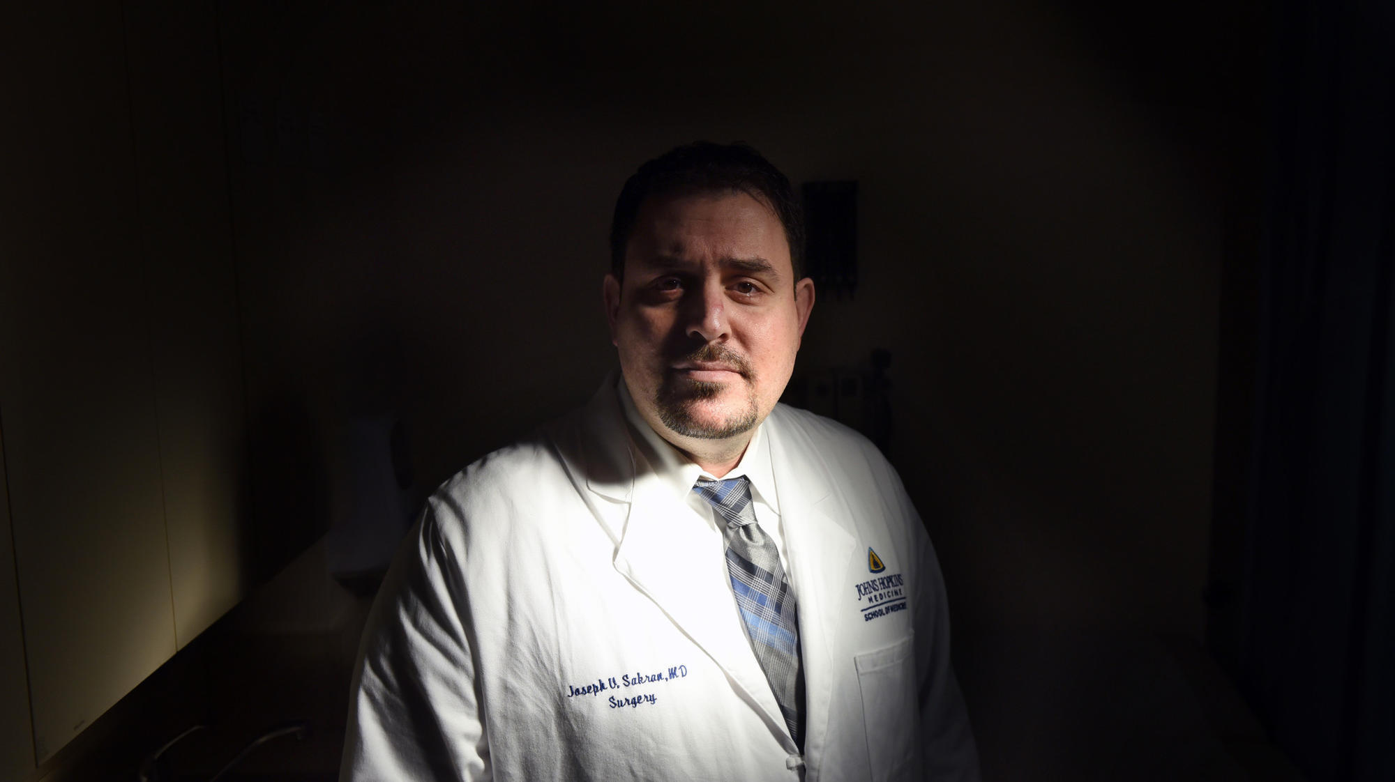 baltimoresun.com - Lillian Reed - This is our lane: Baltimore surgeon pushes back after NRA tweet about doctors and gun control