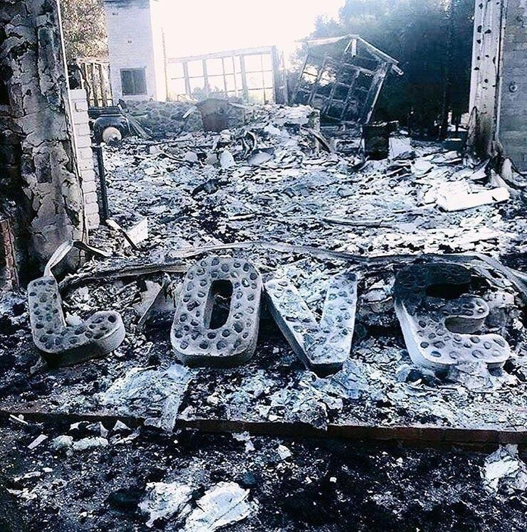 famosos que perdieron sus casas en el incendio de California