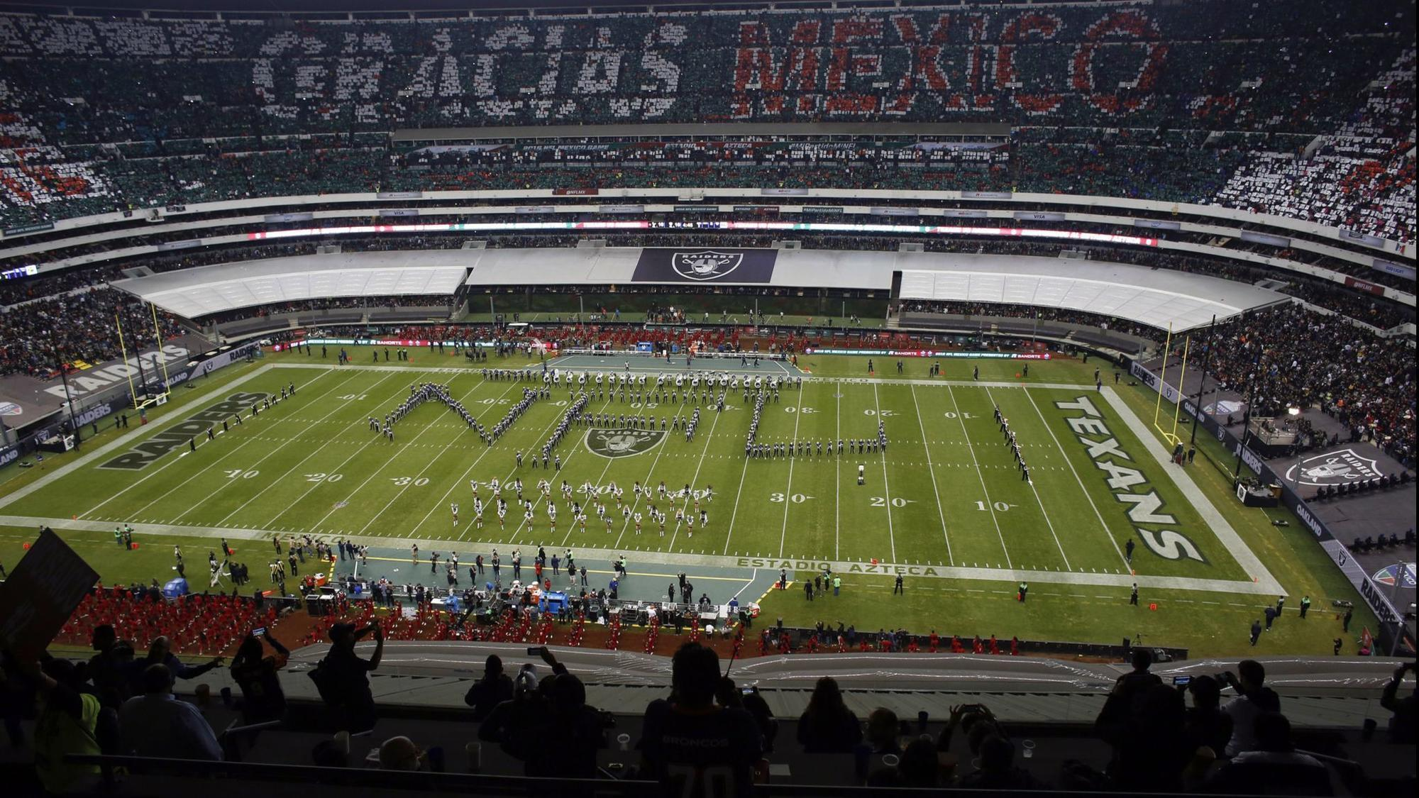 Updated  NFL moves game from Mexico due to concerns over safety of field -  The San Diego Union-Tribune 4b2a35c8182