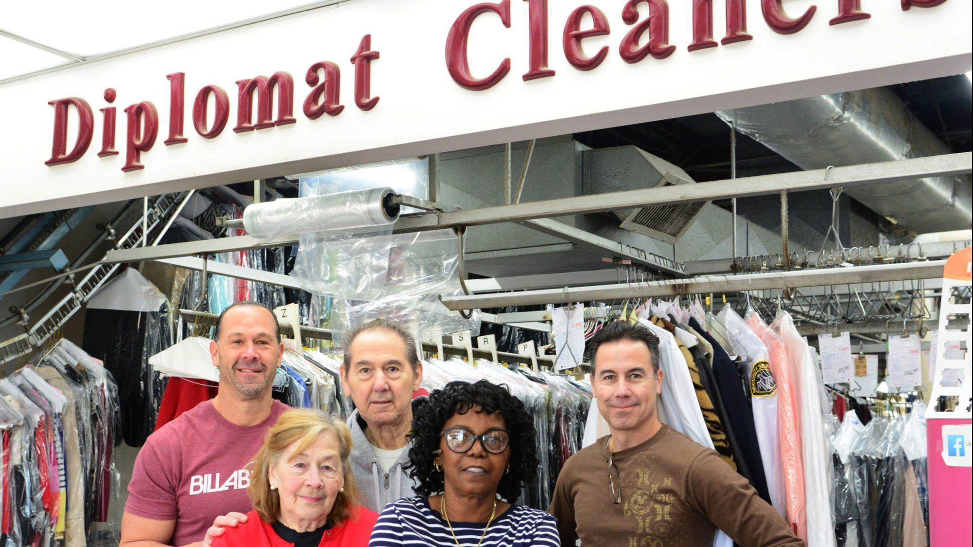 Bowie's Diplomat Cleaners closing after 48 years