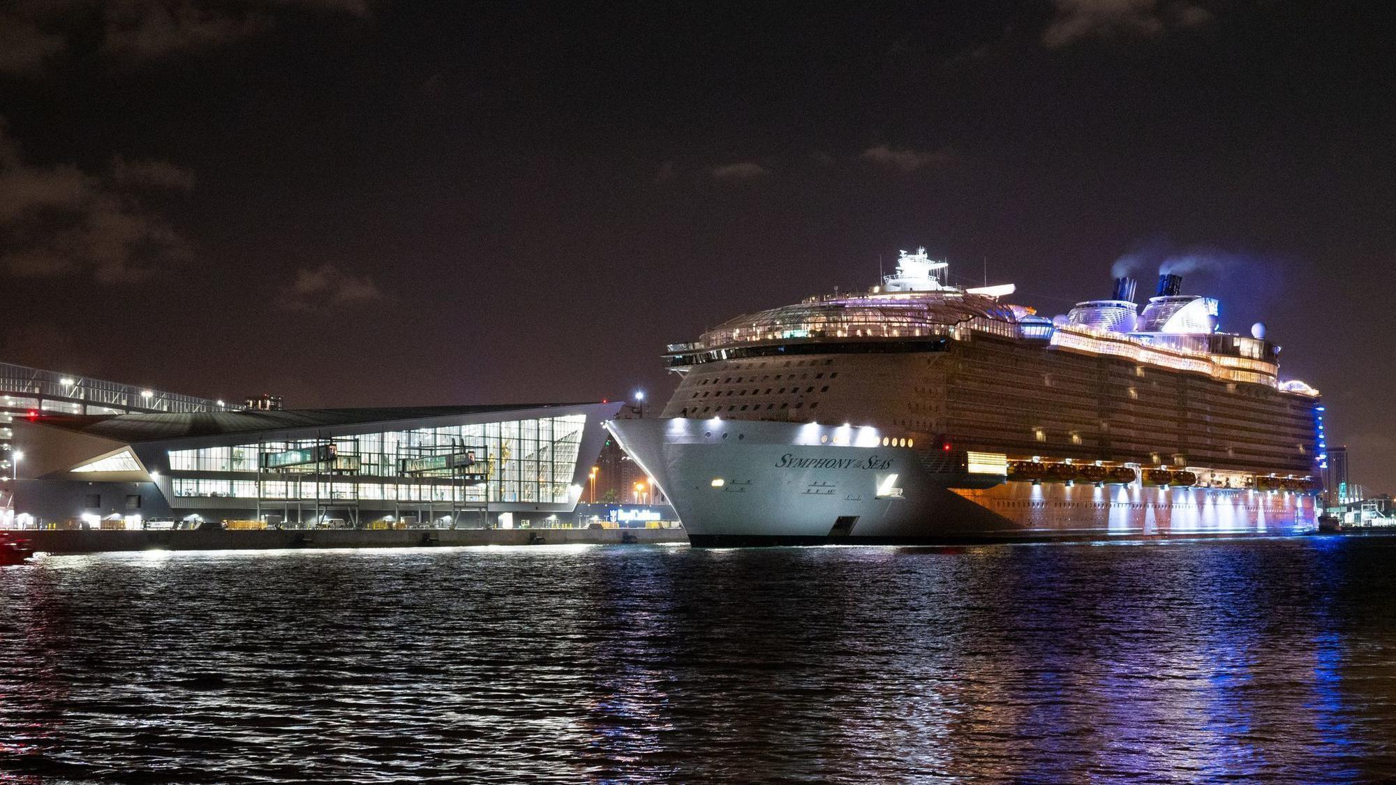 Royal Caribbean S Symphony Of The Seas Aka The World S