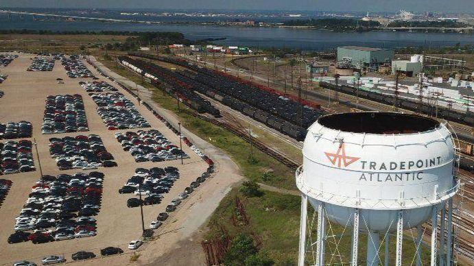 baltimore county unveils details of 78m plan to aid tradepoint
