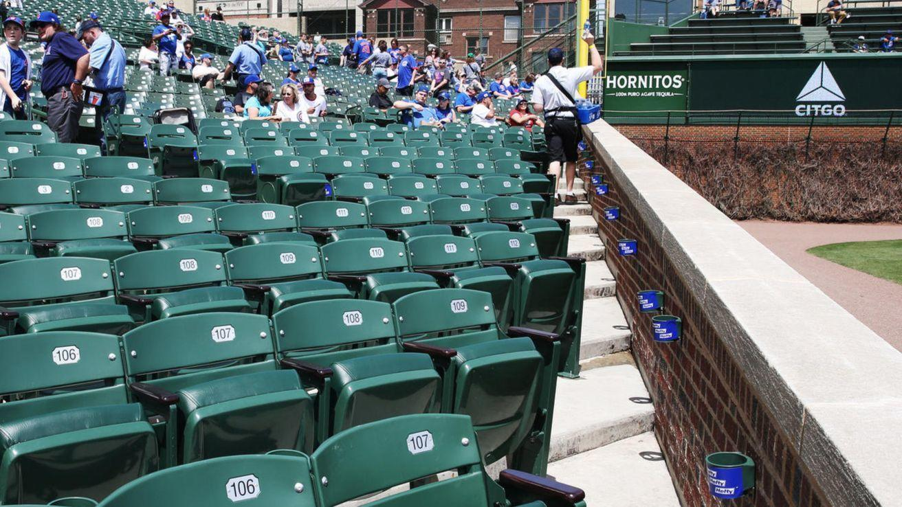 Your Seat At Wrigley Field Isn T Changing But Its Number Is