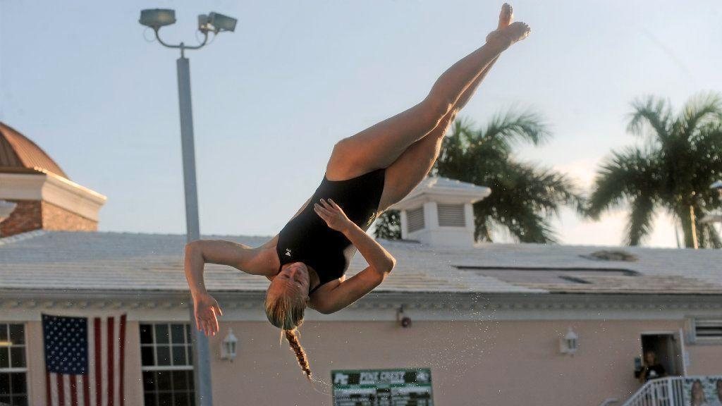 Boca Raton High senior wins first state diving championship in Florida32