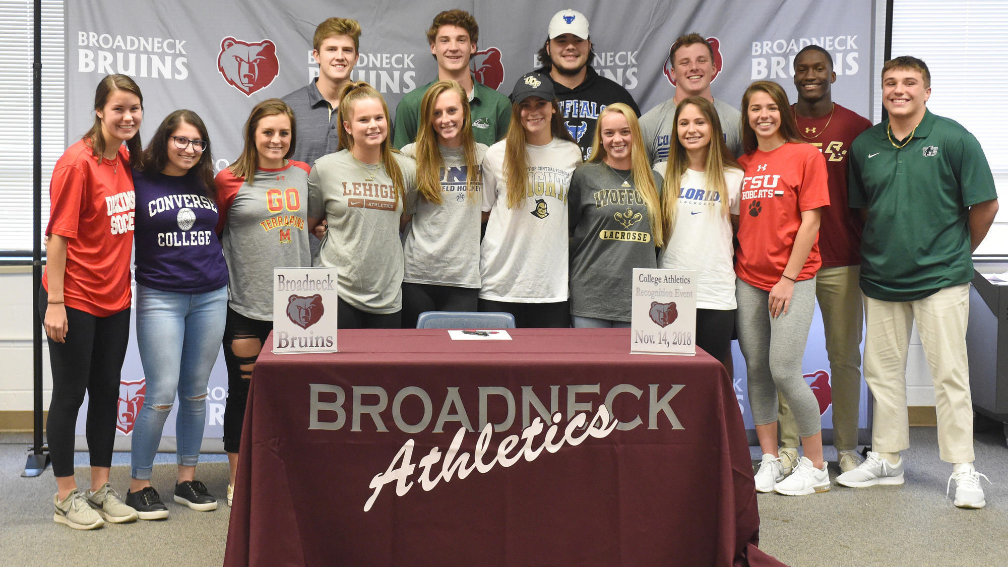 Signing Day Is Exciting Also Bittersweet Capital Gazette