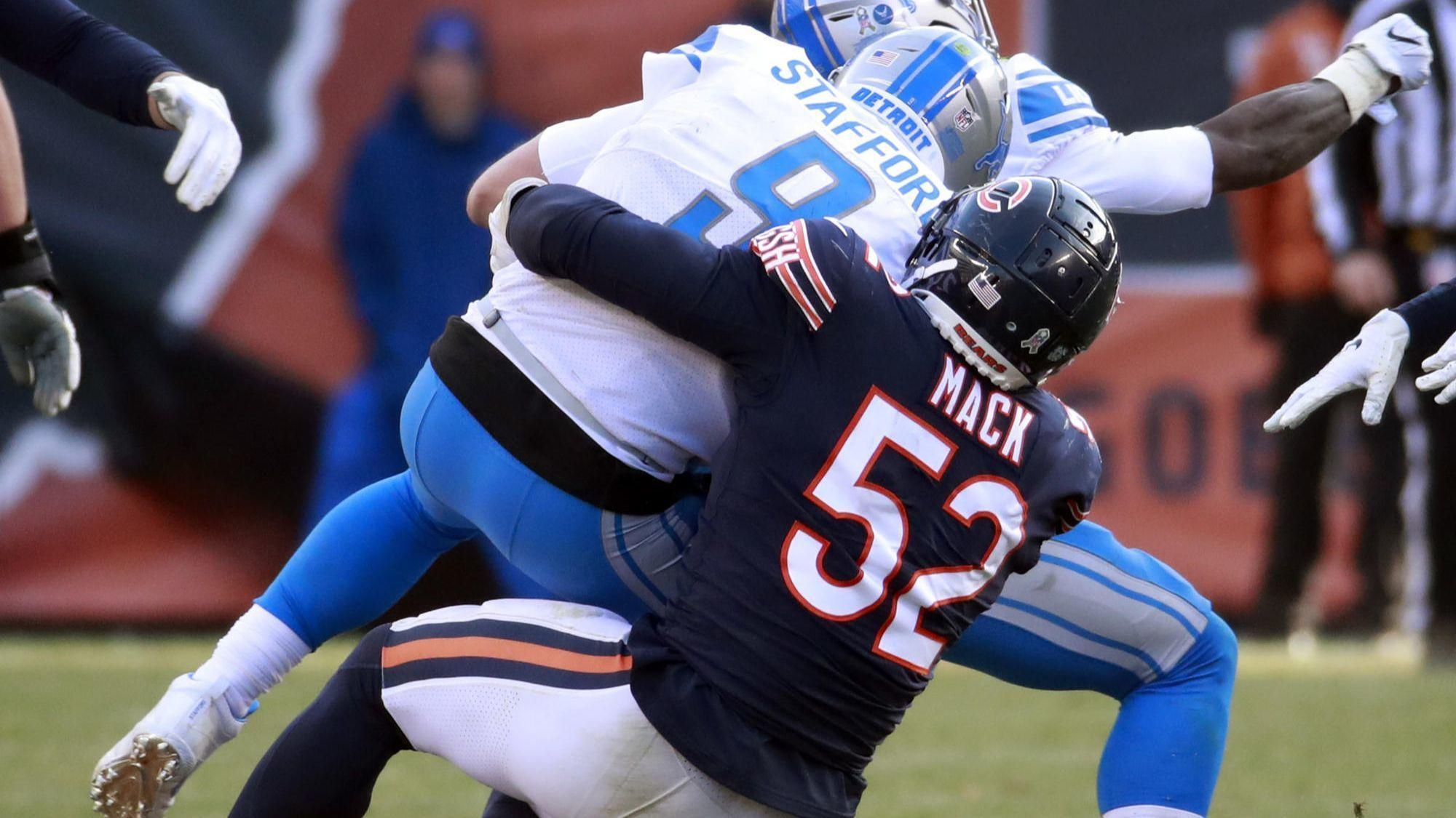3 keys revisited after the Bears dominate the Lions 34-22 - Chicago Tribune 61b33e37f