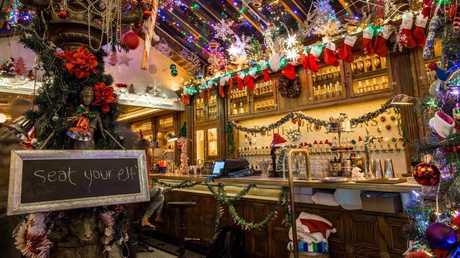 miracle  a christmas cocktail bar  pops up in delray  west