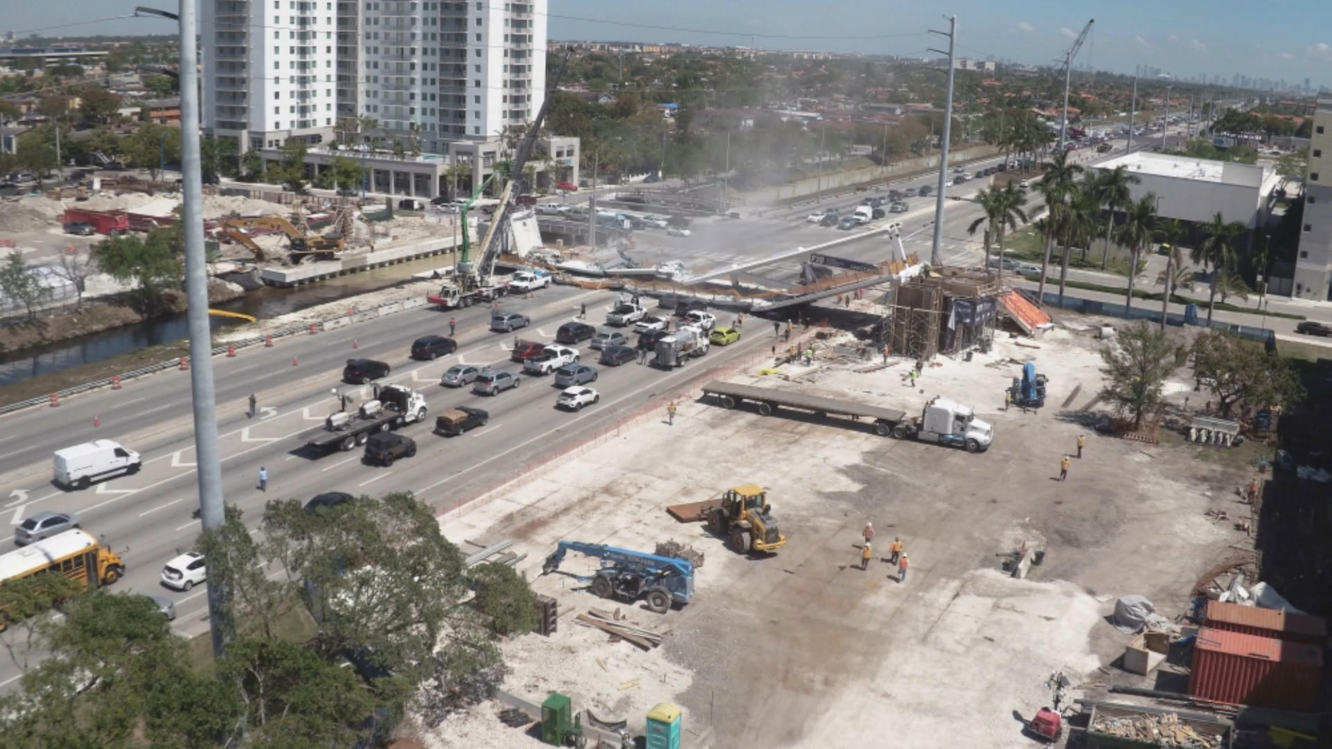 Key design flaws found in FIU bridge that had deadly collapse