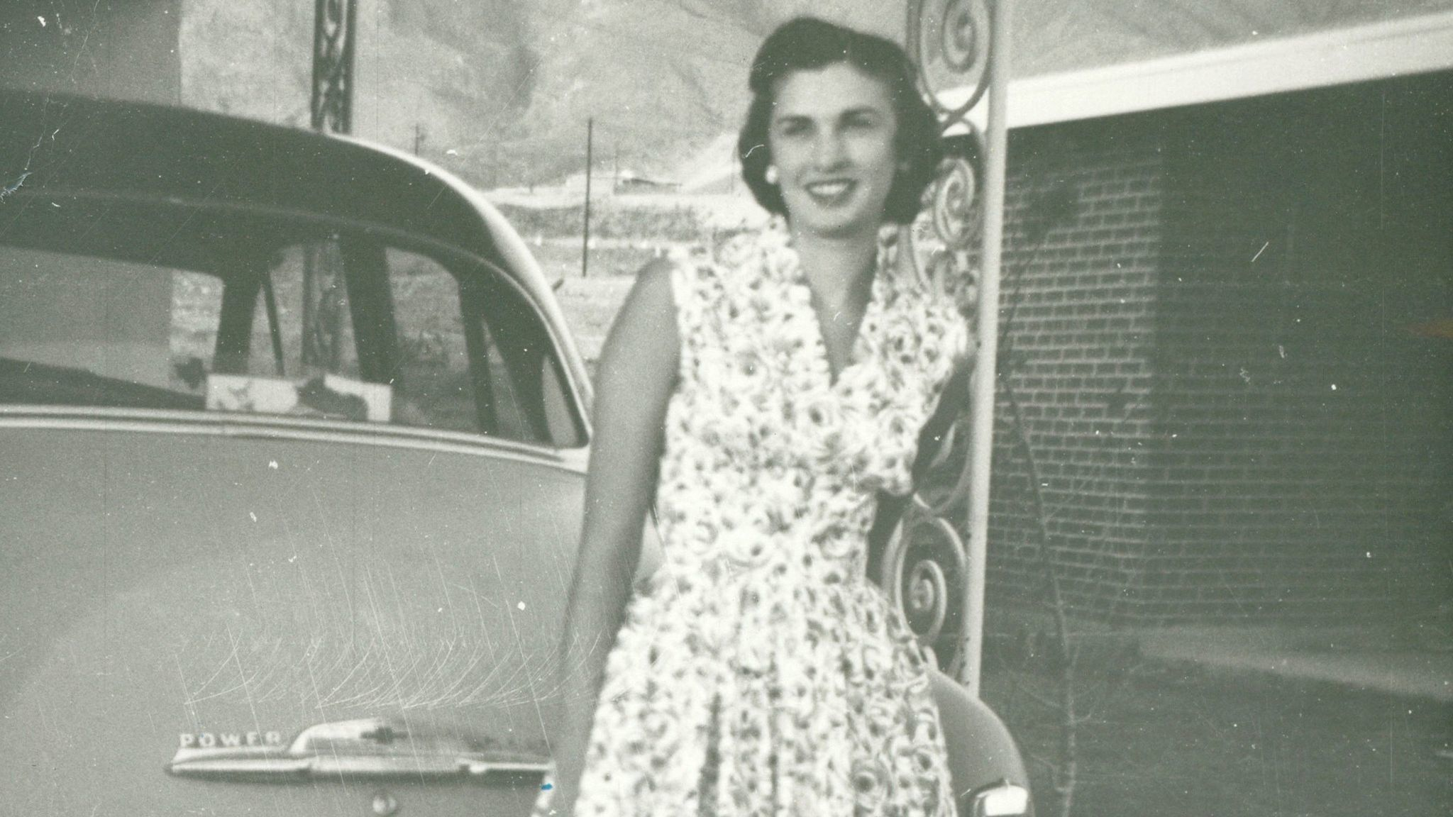 Edith Eger in the late 1950s, about 15 years after she was liberated from Auschwitz and just before she decided to dedicate her life to psychology.