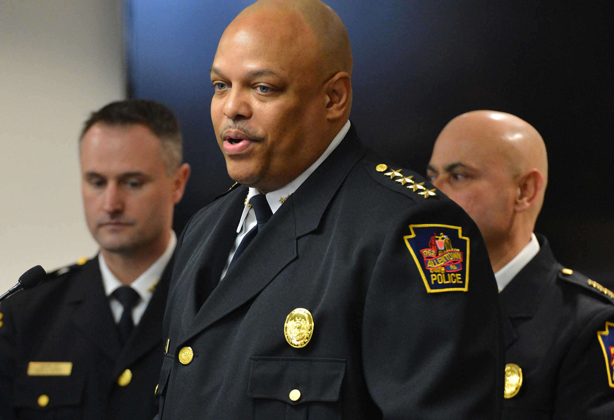 Baltimore mayor names Fort Worth top cop Joel Fitzgerald ...