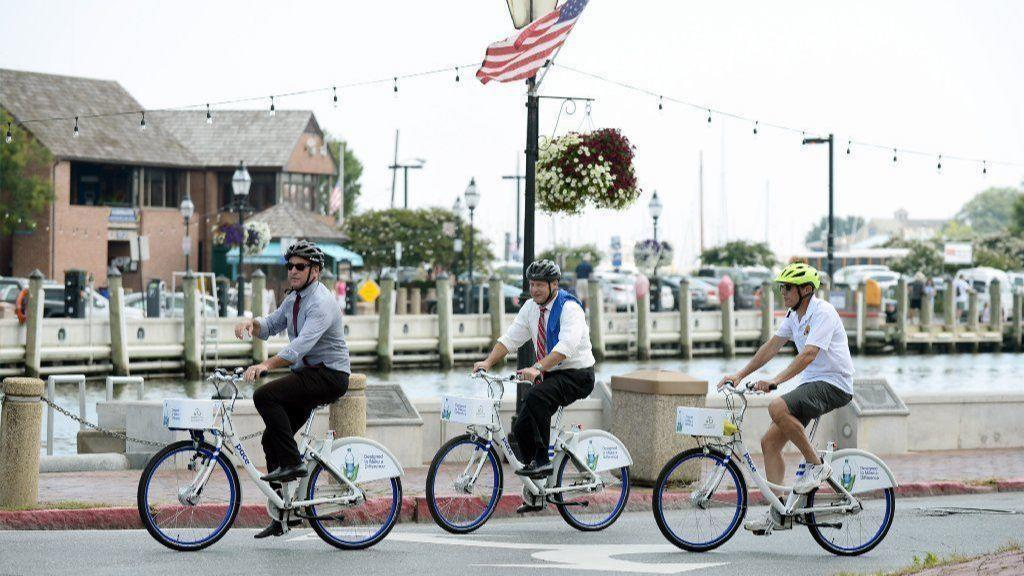 Annapolis, Anne Arundel County bike share attracts 714 members in first three months