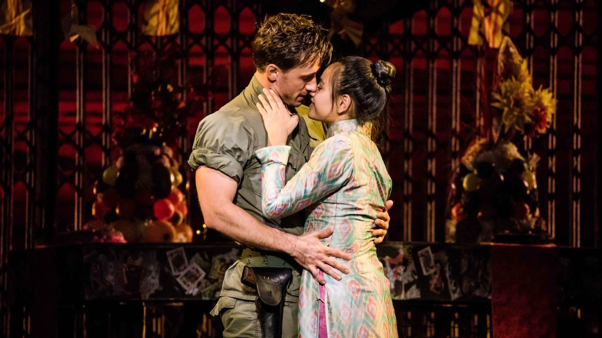 'Miss Saigon' has landed in Chicago and if you know and ...