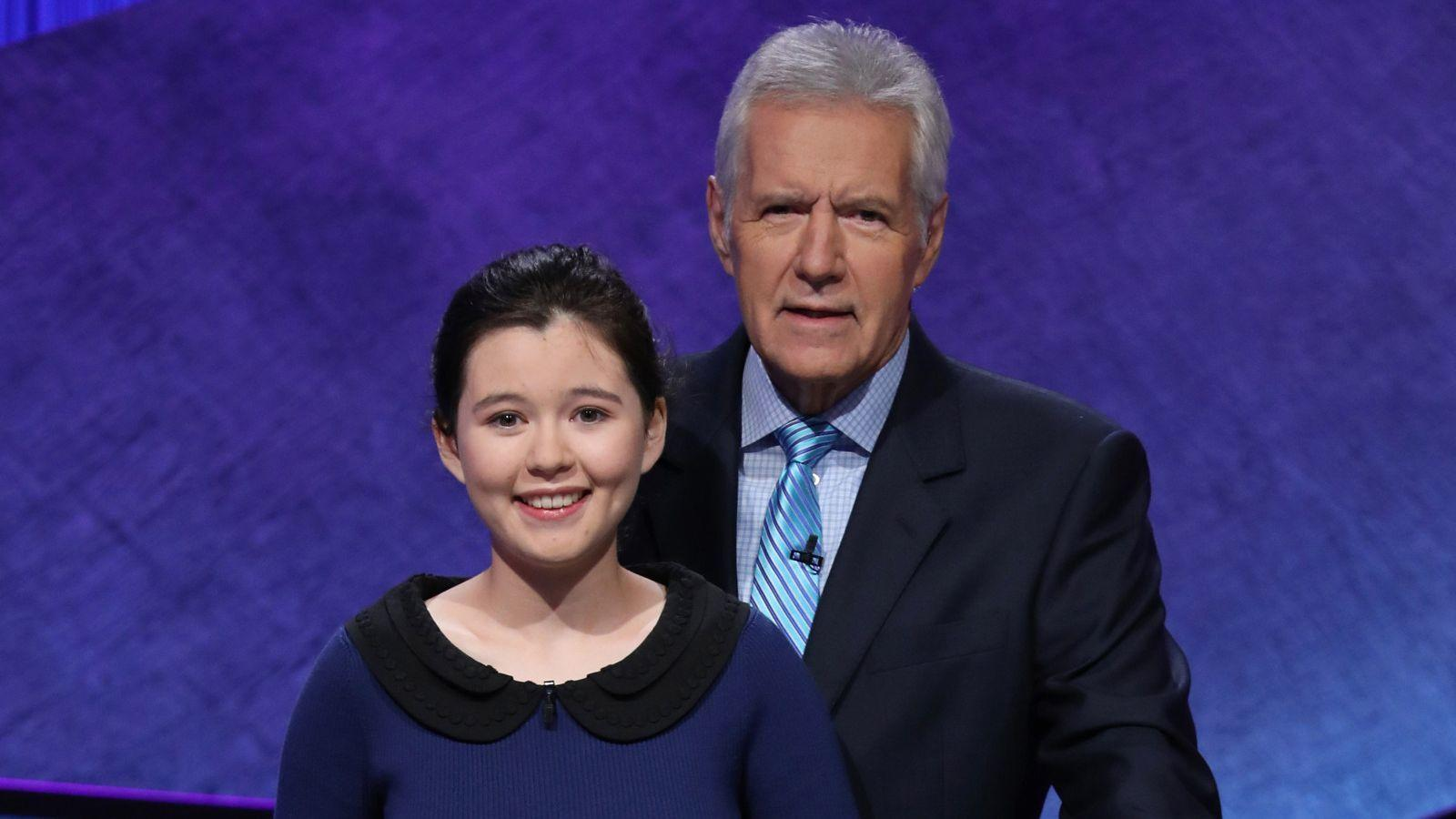 Owings Mills Teen To Compete In Jeopardy S Teen