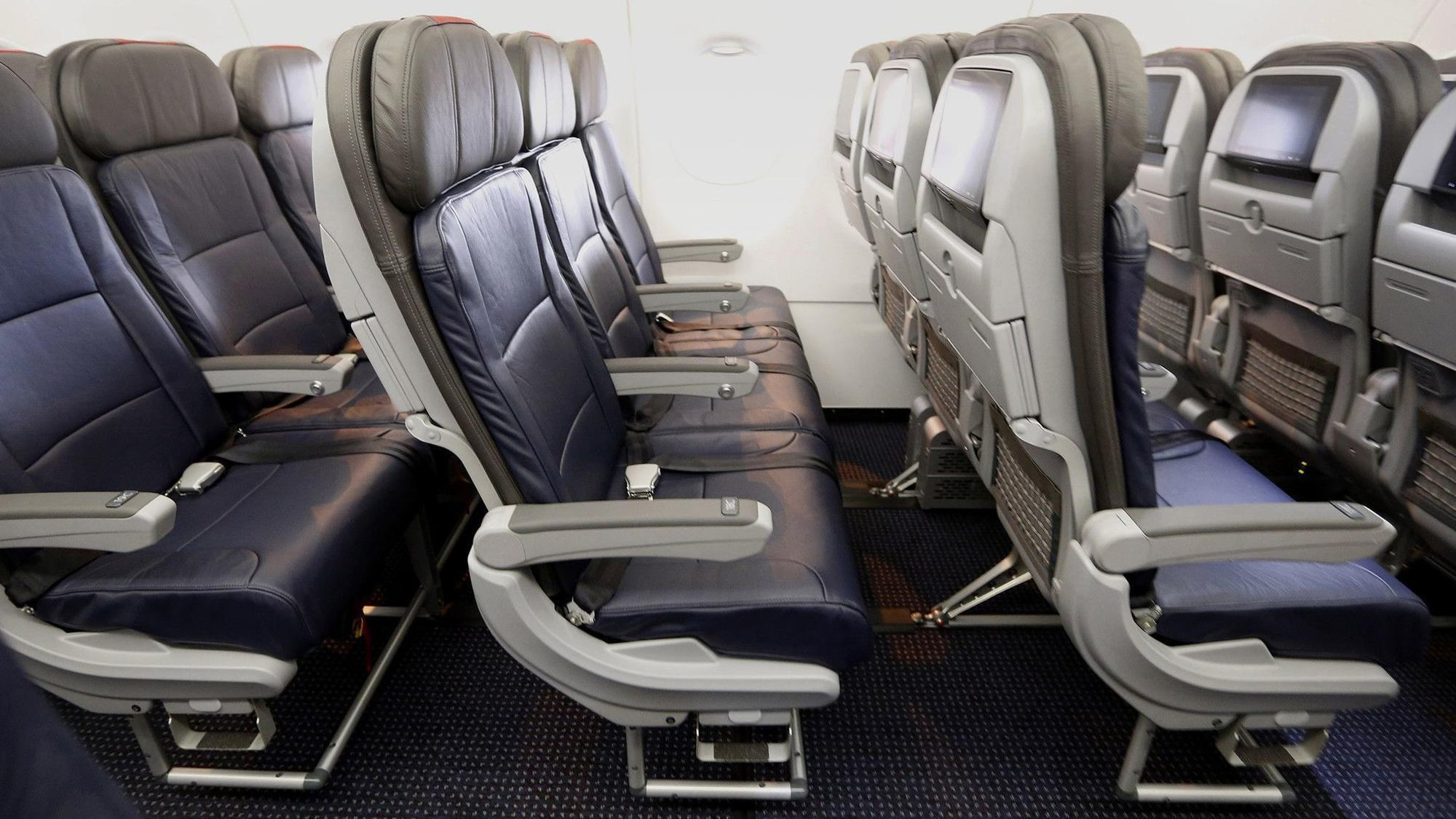 Does This Airline Seat Make Me Look Fat