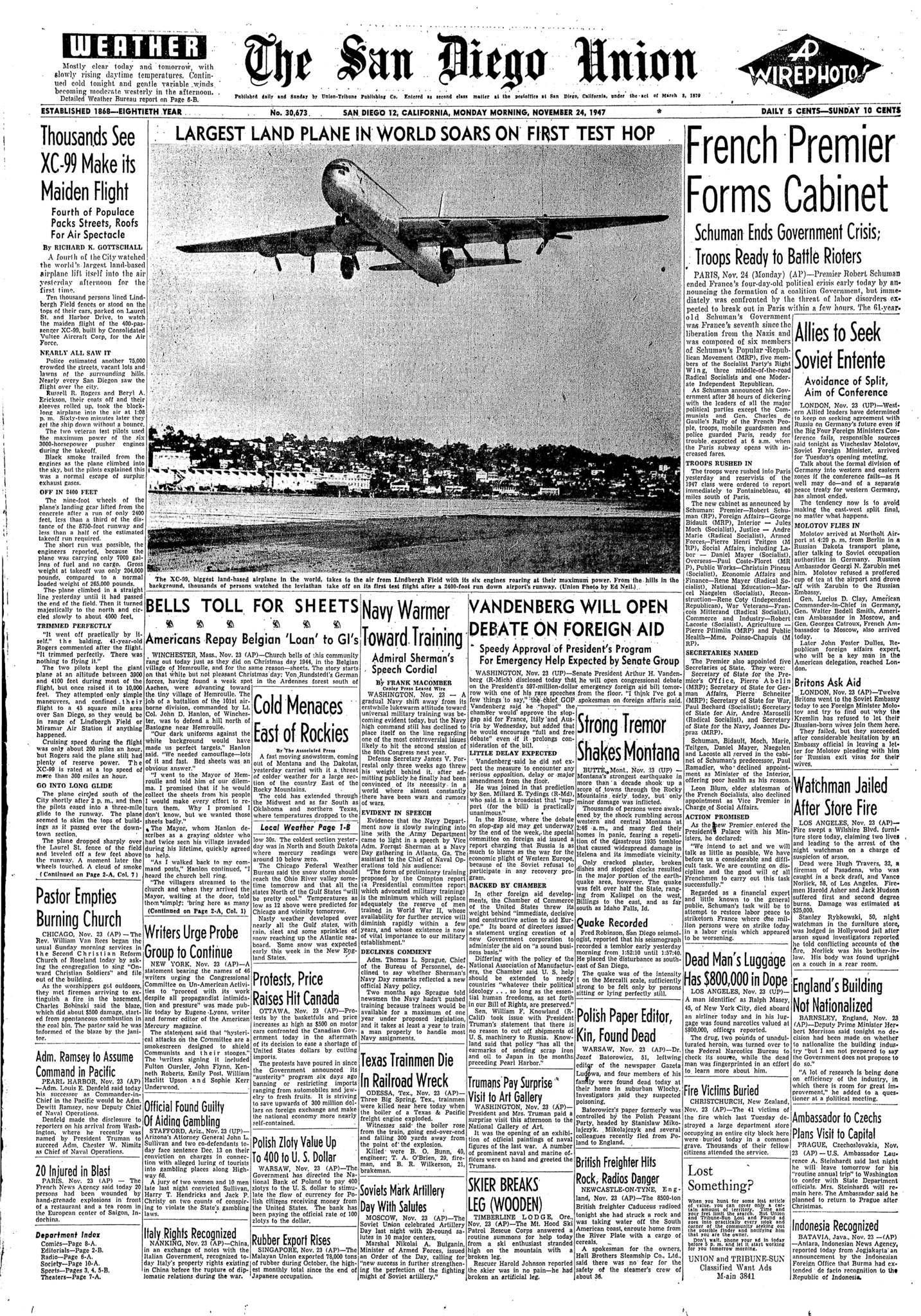 November 24, 1947