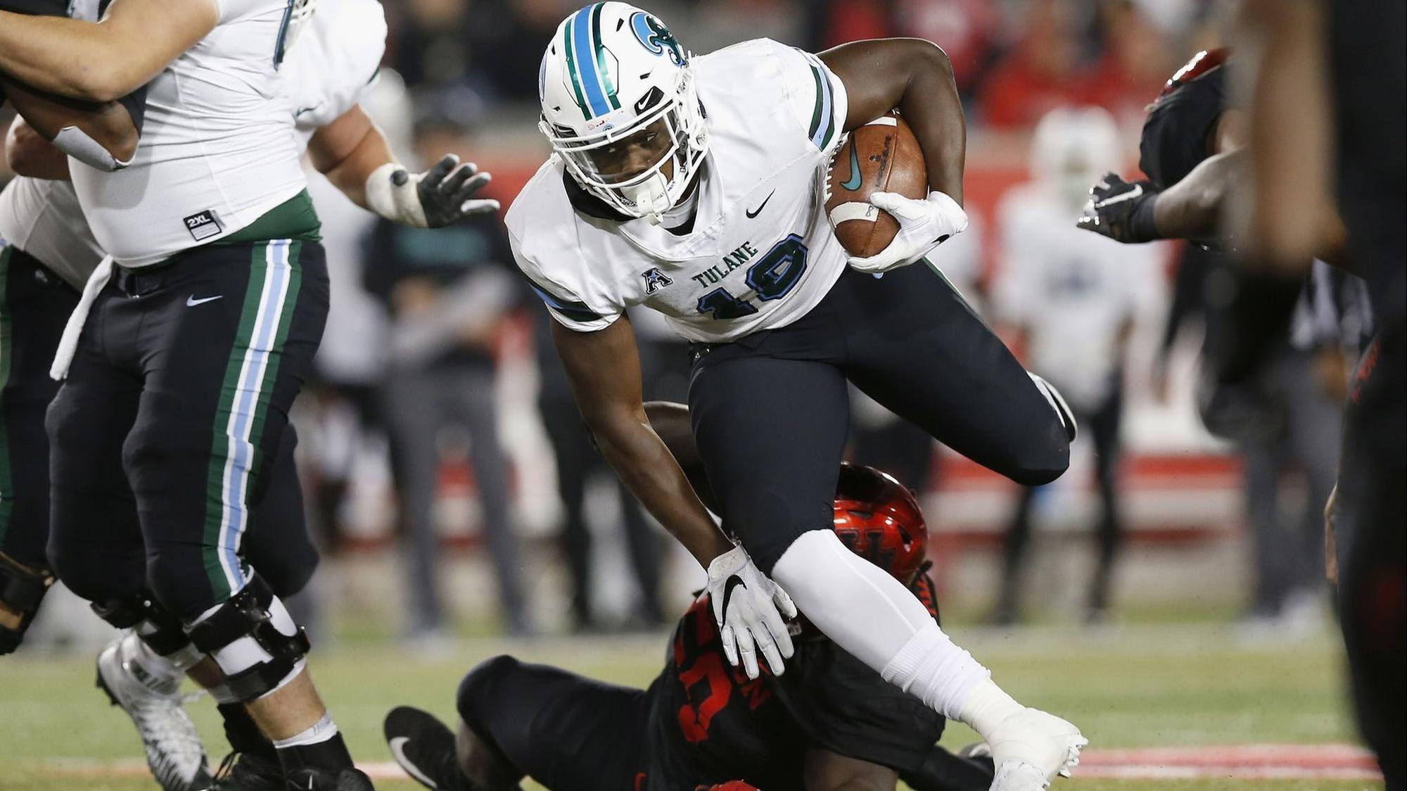 Navy looks to play spoiler as Tulane tries to get bowl eligible