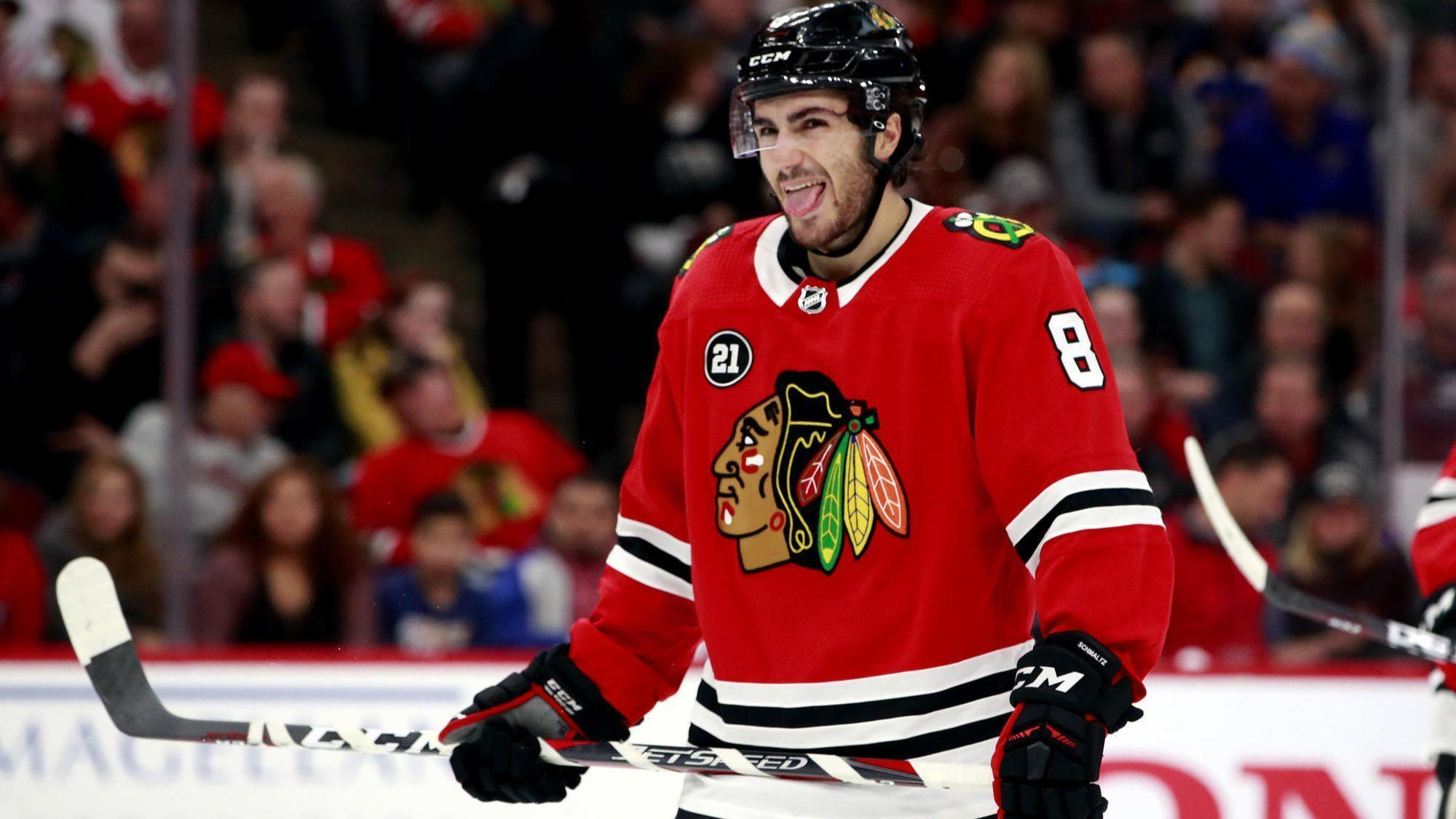 8bdaac5c7ad Blackhawks Q&A: Is Nick Schmaltz on the trading block? When will Dylan  Sikura get called up?