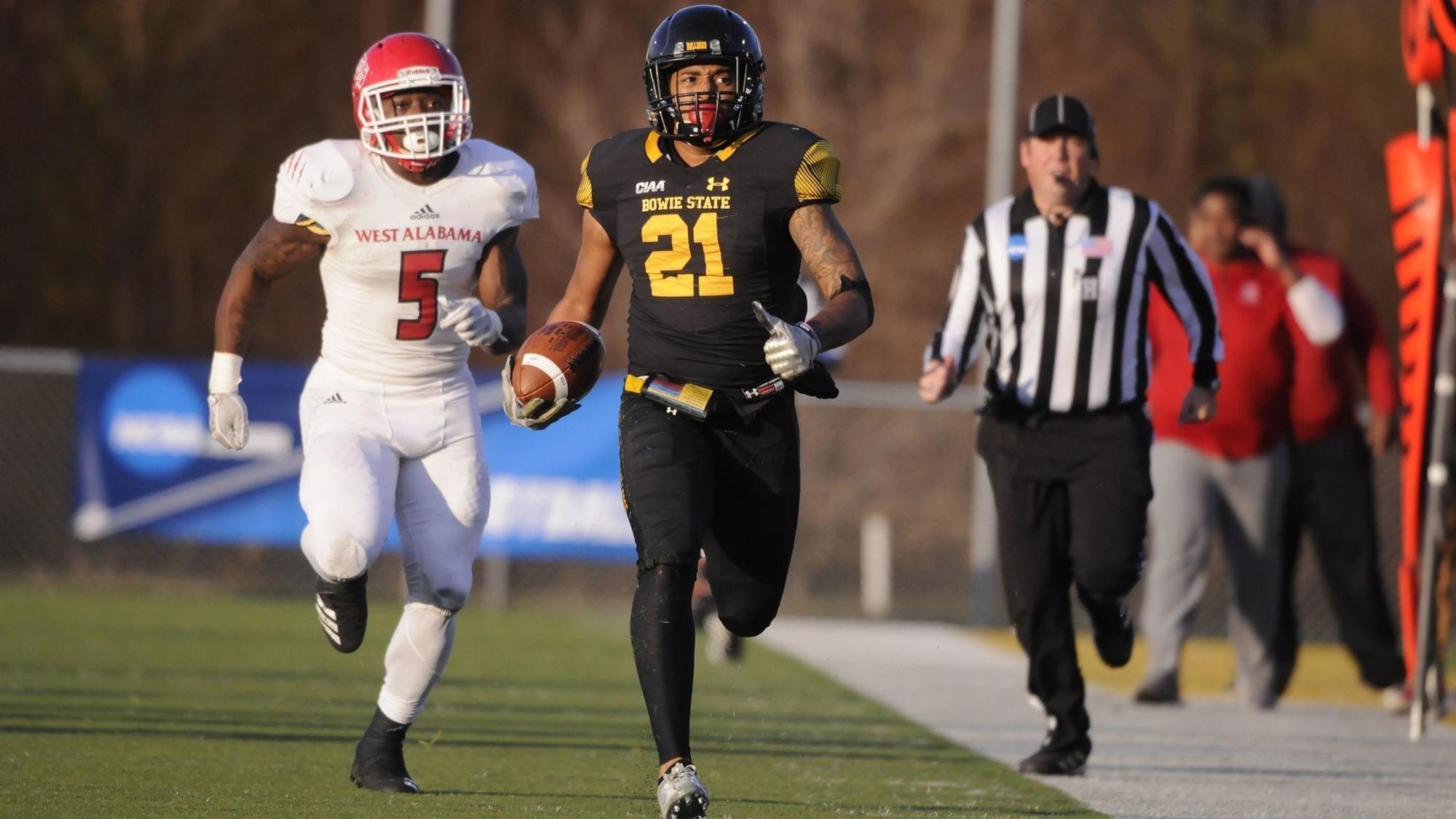 Bowie State advances in NCAA playoffs