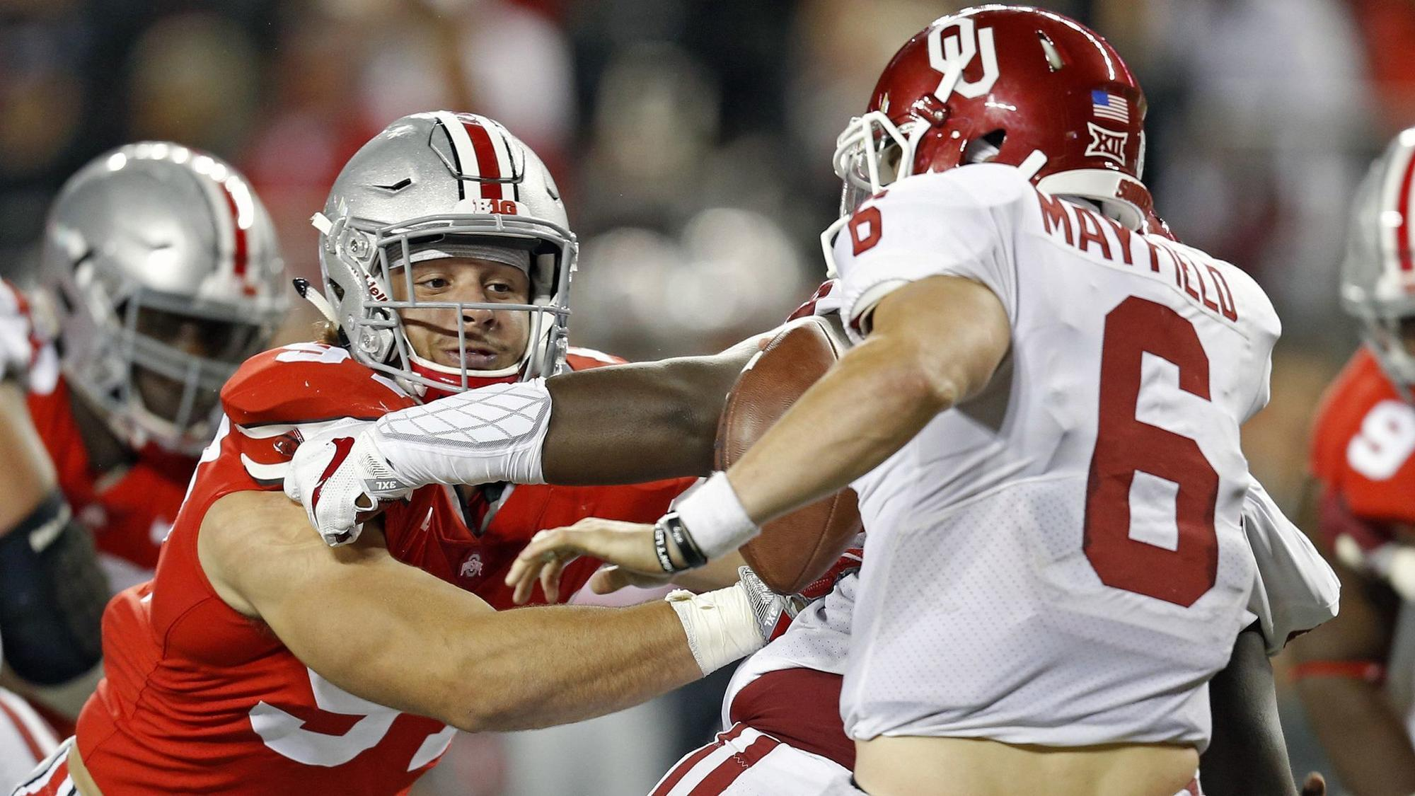 NFL Mock Draft 2019: First-round projections - The San ...