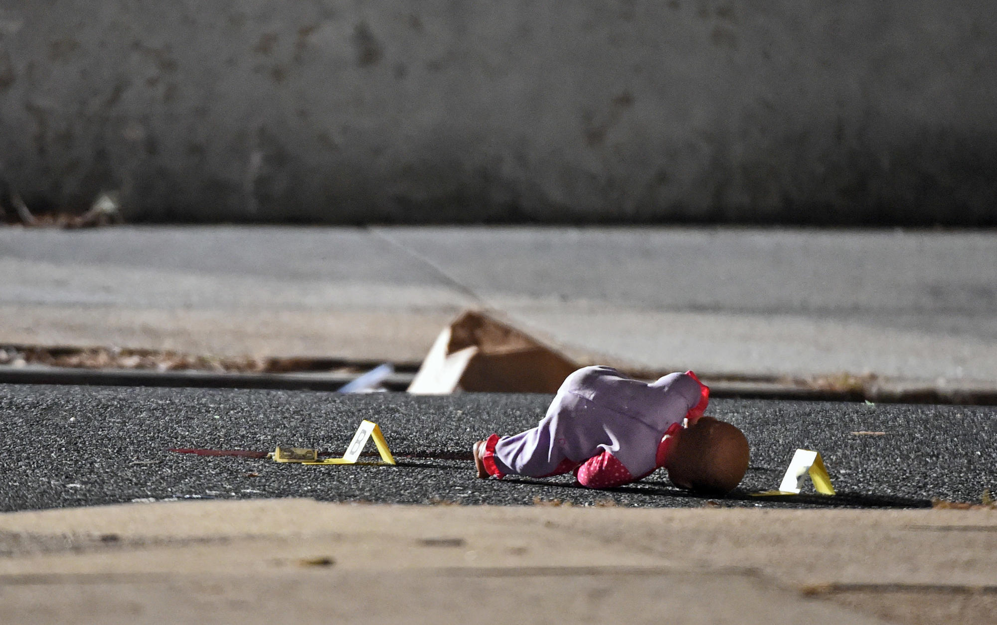 Sweet Little Thing Shooting Of 5 Year Old In West Baltimore