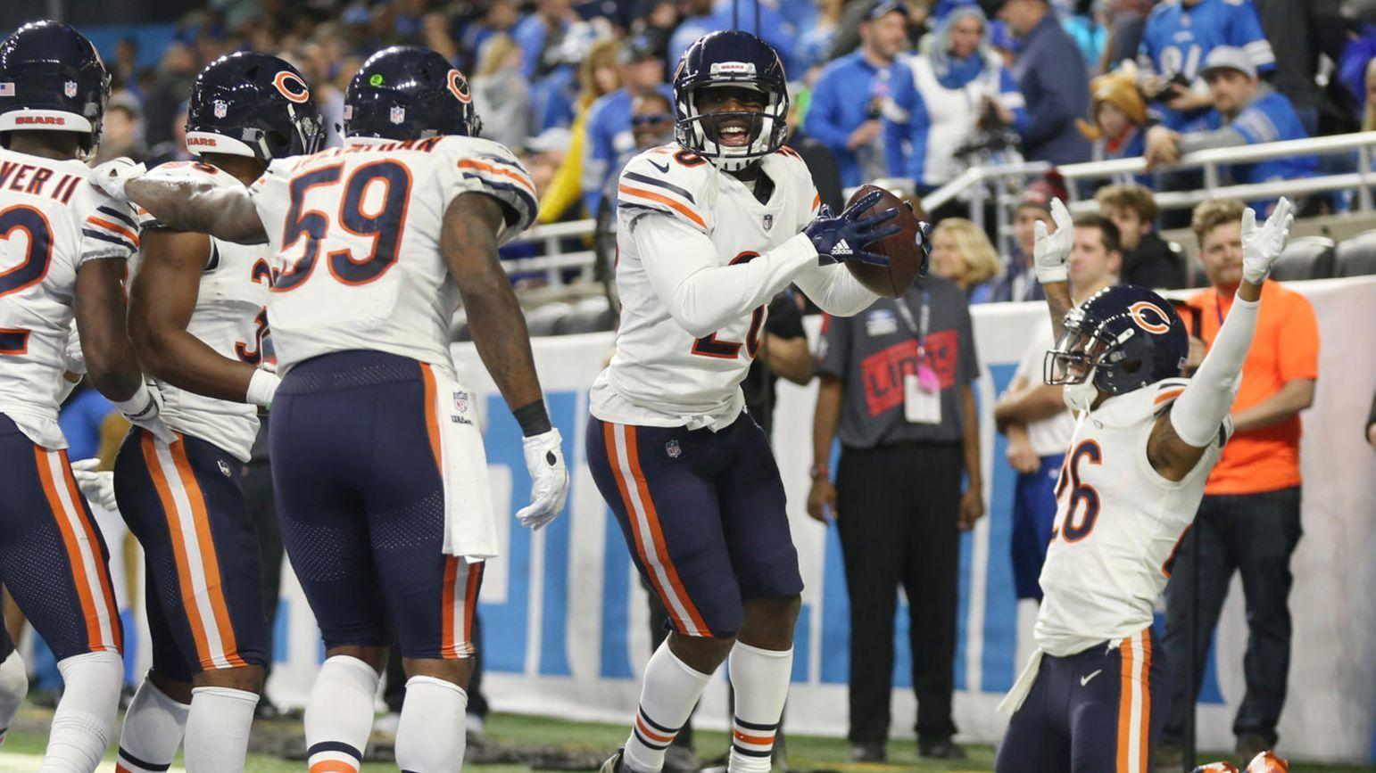 Only thing better than the creative celebrations by the Bears defense  Its  playmaking ability. - Chicago Tribune 9a1aab55a