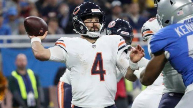72c45a963 Suited for the job  Chase Daniel ensures Bears don t miss Mitch Trubisky -  Chicago Tribune