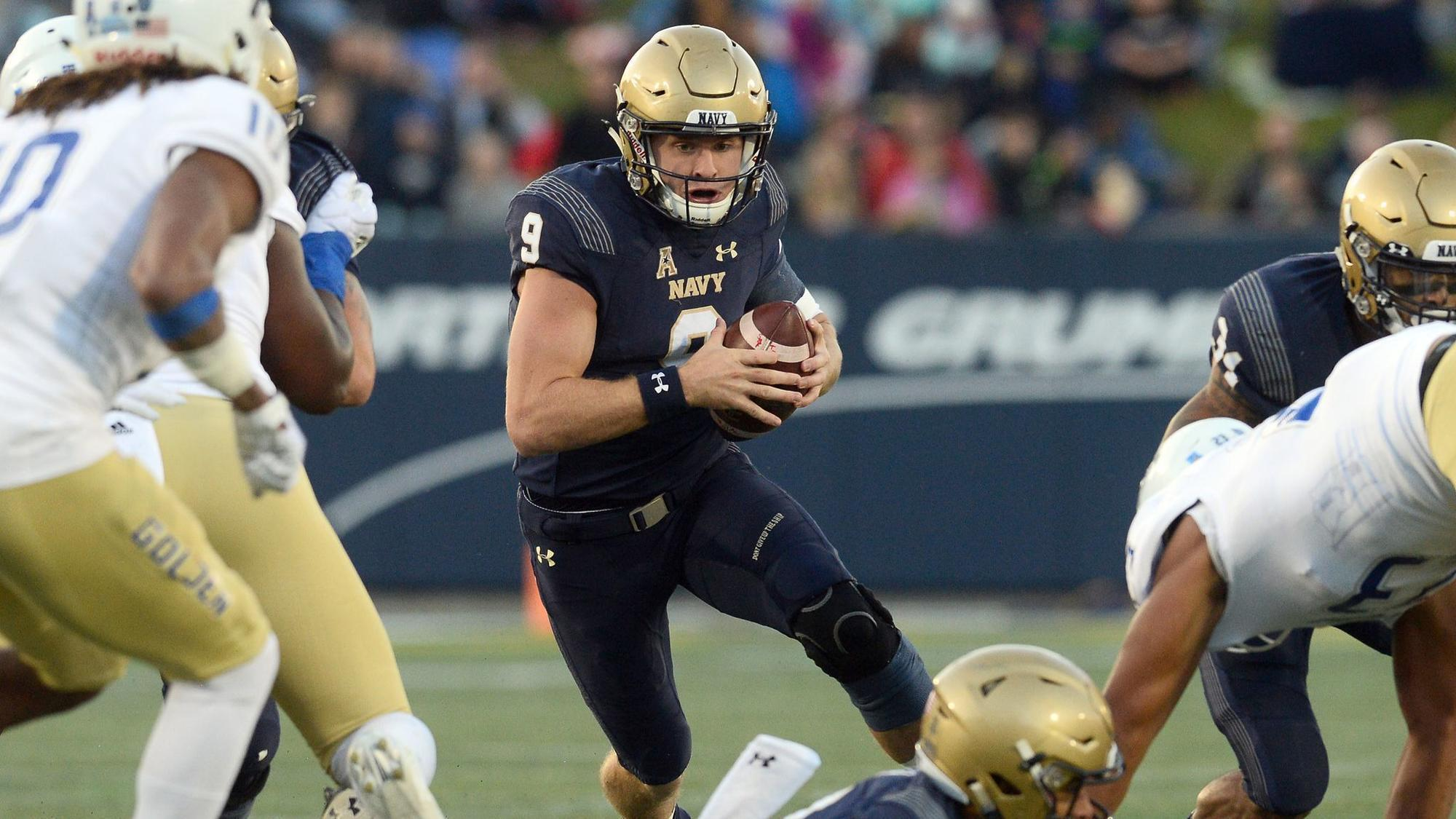 398f5c2d8 Navy hopes to continue offensive resurgence against Tulane. Navy vs Tusla  Football