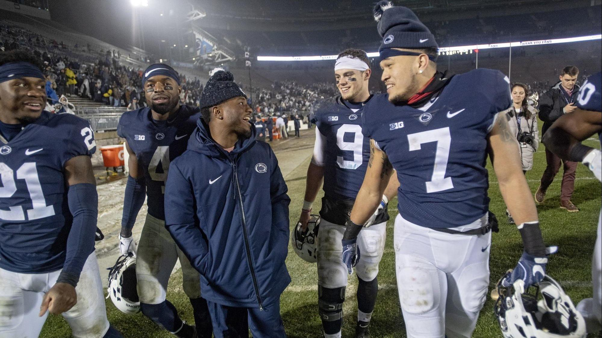 Penn State Pick 6  Campaigning for a coaching change  Tread lightly - The  Morning Call ed7802e00