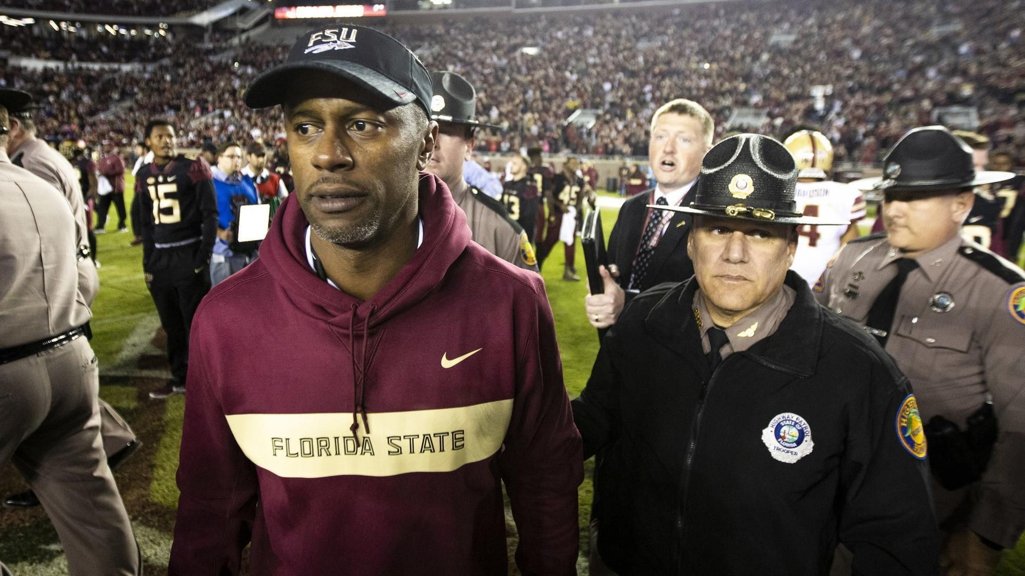 Fsu Fan Post Stating Willie Taggart Should Be Lynched Prompts
