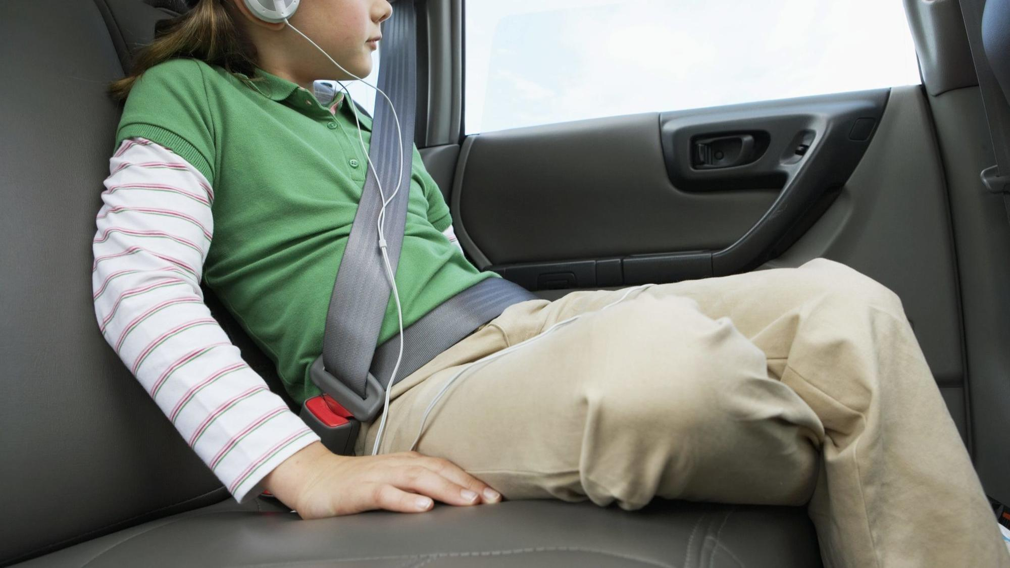 Is Pennsylvanias Seat Belt Law Keeping Up With An Uber Age