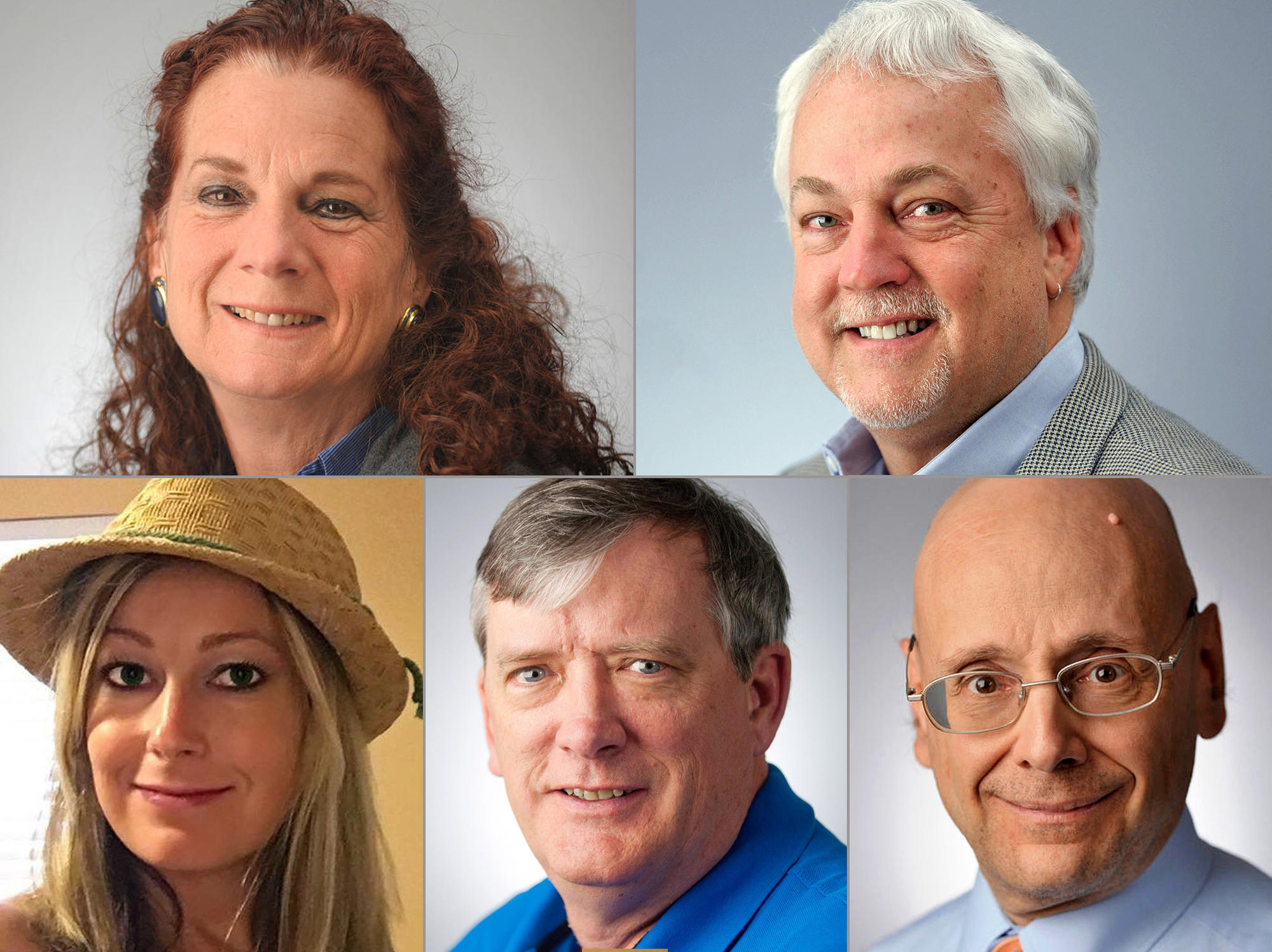 capital gazette shooting victims - HD 2000×1497