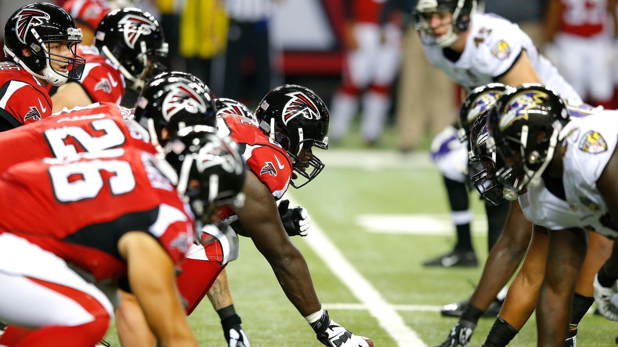 ravens are narrow road favorites vs falcons in week 13 matchup