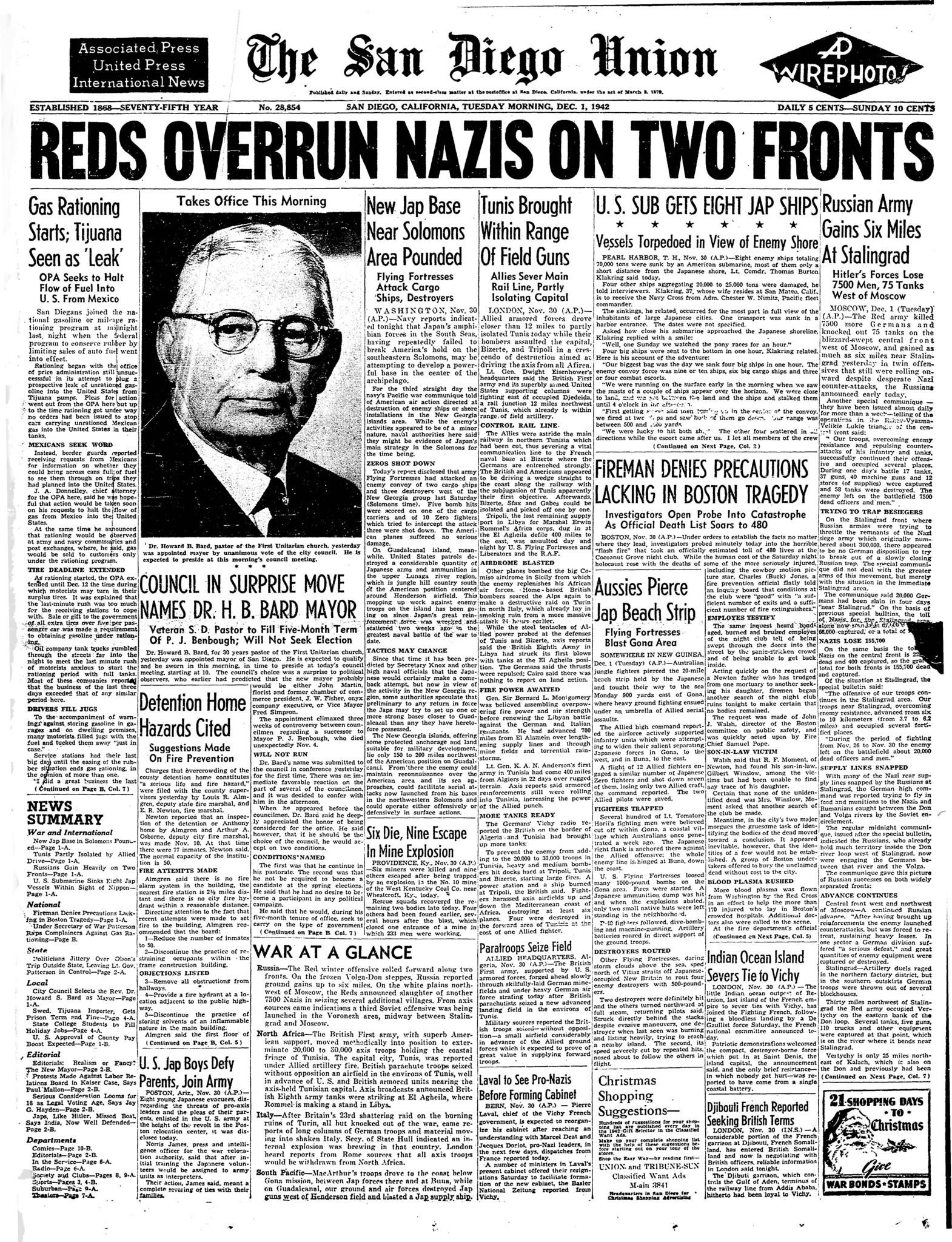 December 1, 1942