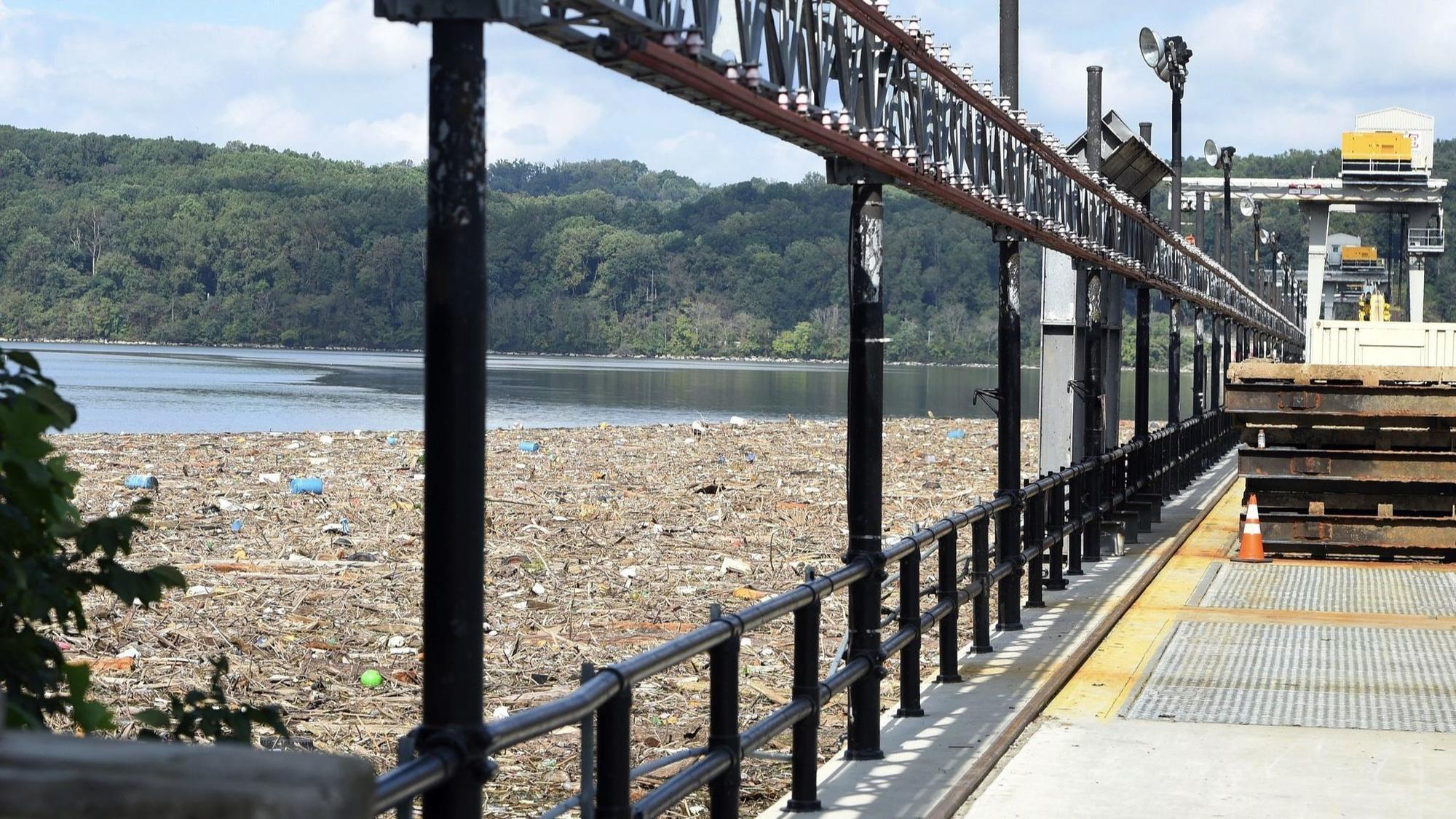 After rainy November, Maryland's Conowingo Dam opens flood crest gates 'until further notice'
